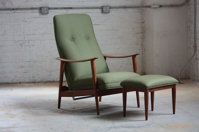 Knockout Westnofa Mid Century Scandinavian Modern Westnofa Lounge Chair Rocker With Ottoman Norway 1950 S Scandinavian Furniture Design Chair Mid Century Scandinavian