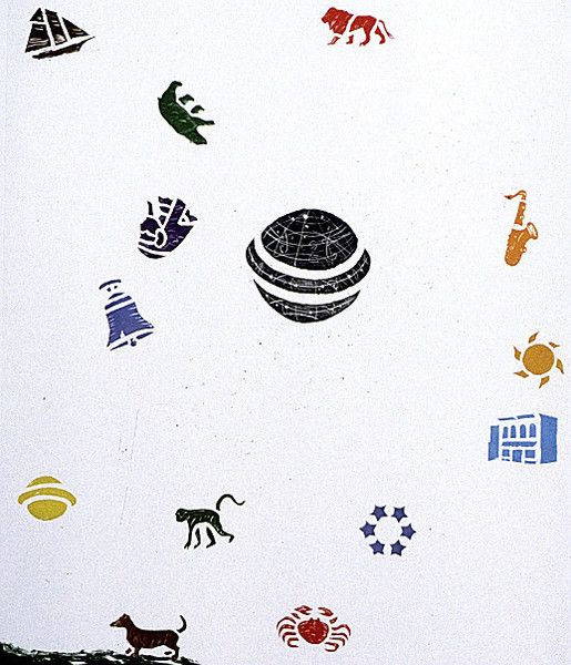 william t. wiley/animal music for the spheres