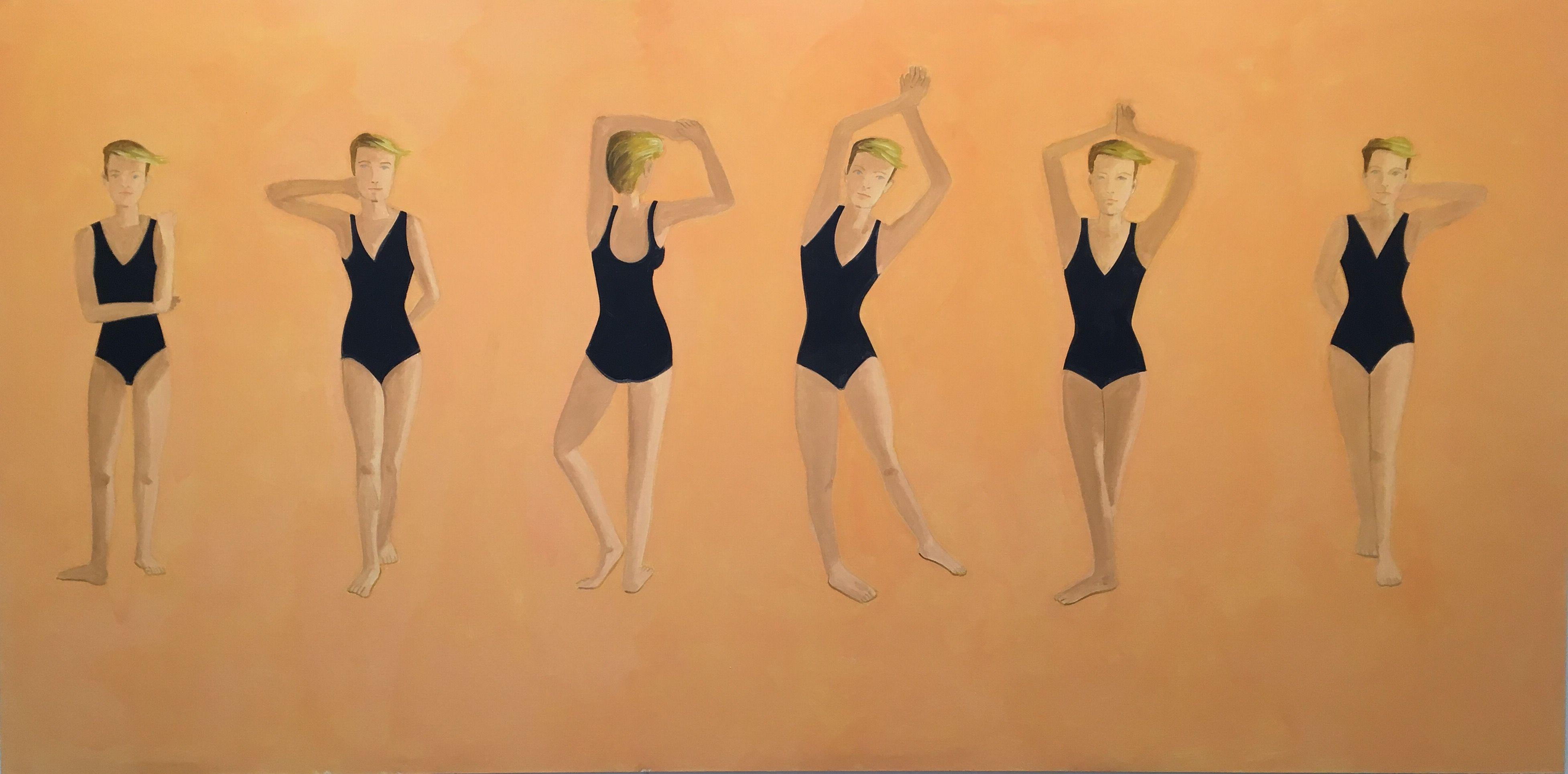 Alex Katz@Serpentine Gallery August 2016