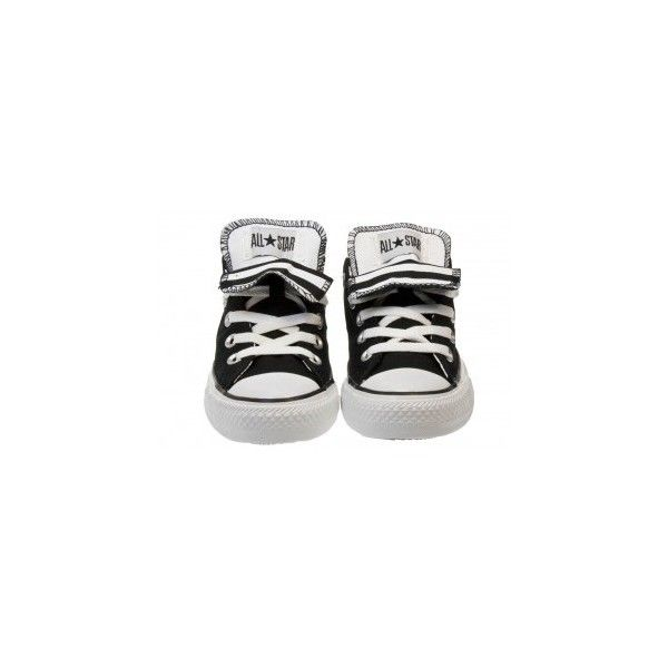 Converse All Star Chuck Taylor Double Tongue Ox Black White