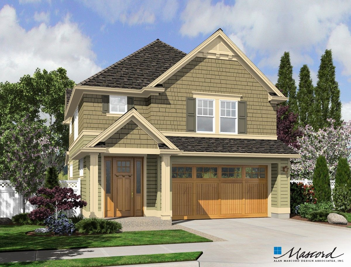 The Perfect Blend Of Beauty And Efficiency Plan 2174wh The Tyne Is A 1823 Sqft Cottage Craftsman Style House Plans Craftsman House Plans Prefabricated Houses