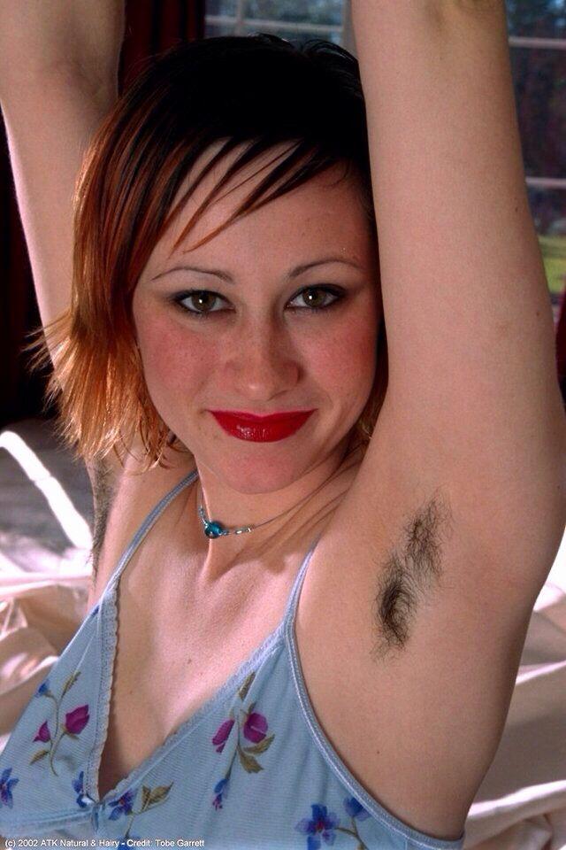 Hairy women free