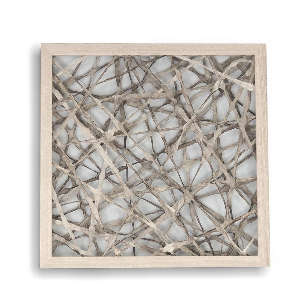 Abstract Paper Framed Art By Zentique There May Be Slight Variations In Color Abstract Paper Framed Wall Art Abstract