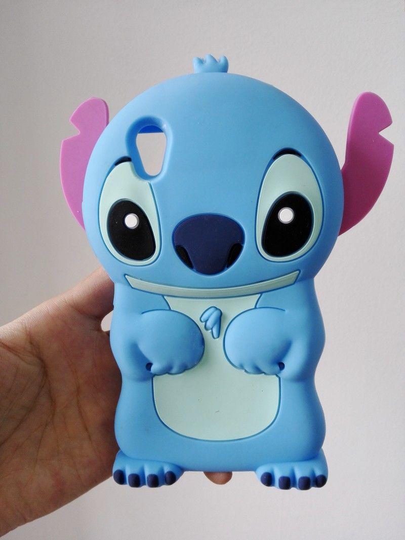 reputable site ad109 b4c4a Lenovo P70 Case Cute 3D Cartoon Stitch Soft Rubber Silicon Back ...