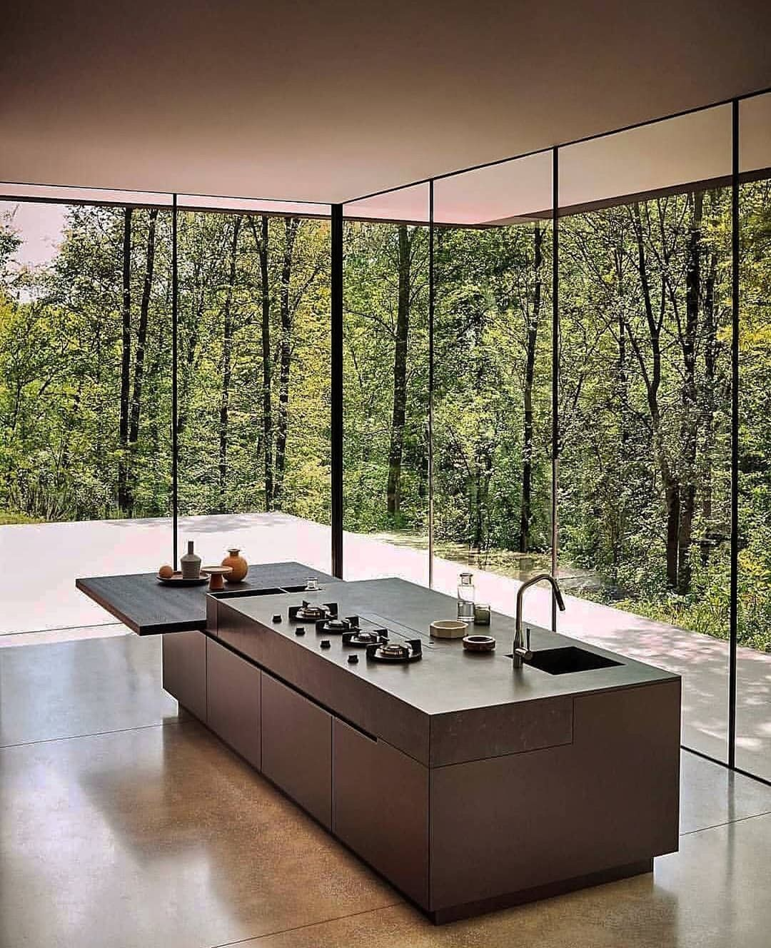 "What Does A Kitchen Designer Do: Luxury Interior By AITHER On Instagram: ""This Minimalist"