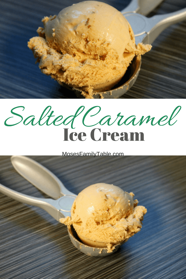 Salted Caramel Ice Cream Recipe Caramel Ice Cream Salted Caramel Ice Cream Caramel Ice Cream Recipe
