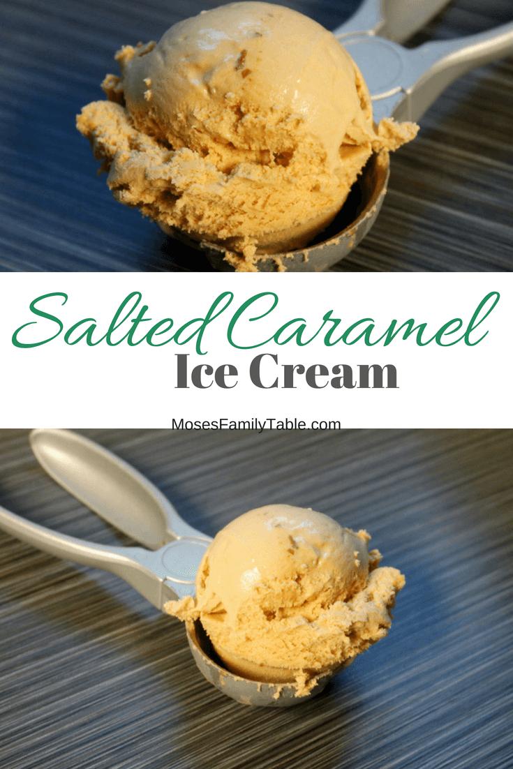 Salted Caramel Ice Cream Recipe Caramel Ice Cream Salted Caramel Ice Cream Caramel Ice Cream Recipe