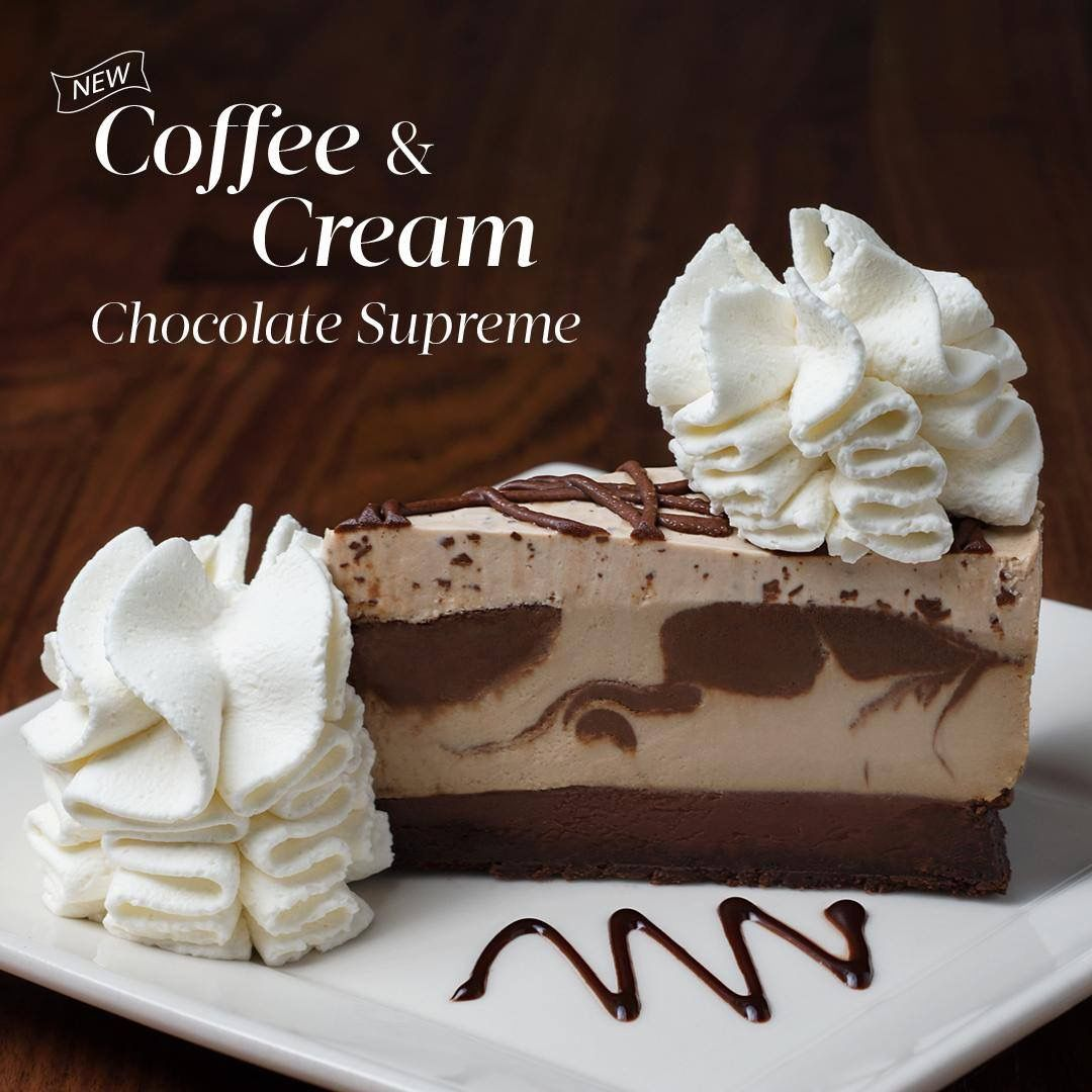Ooh New Gluten Free Cheesecake At The Cheesecake Factory Gluten Free Cheesecake Desserts Chocolate