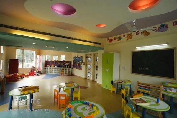 Playschool Interior Design  Enteccon  Oct U002713 · Nursery SchoolPre ...