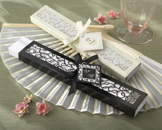 Silk Wedding Fan Quality Fans Favors Directly From China Suppliers Luxurious Fold Hand In Elegant Laser Cut