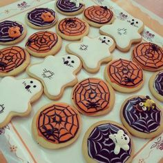 Galletas Halloween Recipe