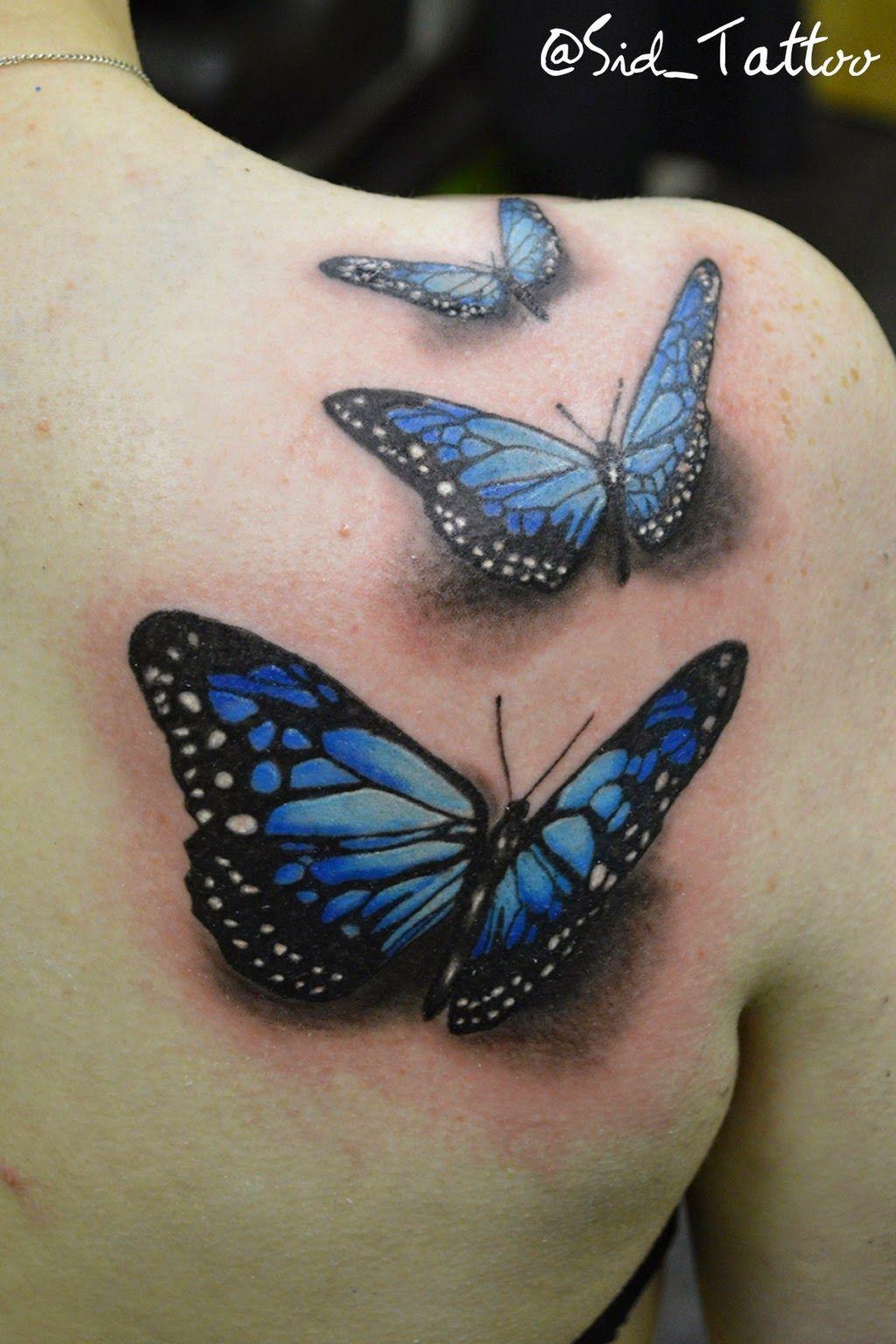 Tatuajes De Mariposas Y Su Significado Mariposa Tatuaje Tatuaje De Mariposa En La Muneca Tatuajes De Mariposas En La Espalda