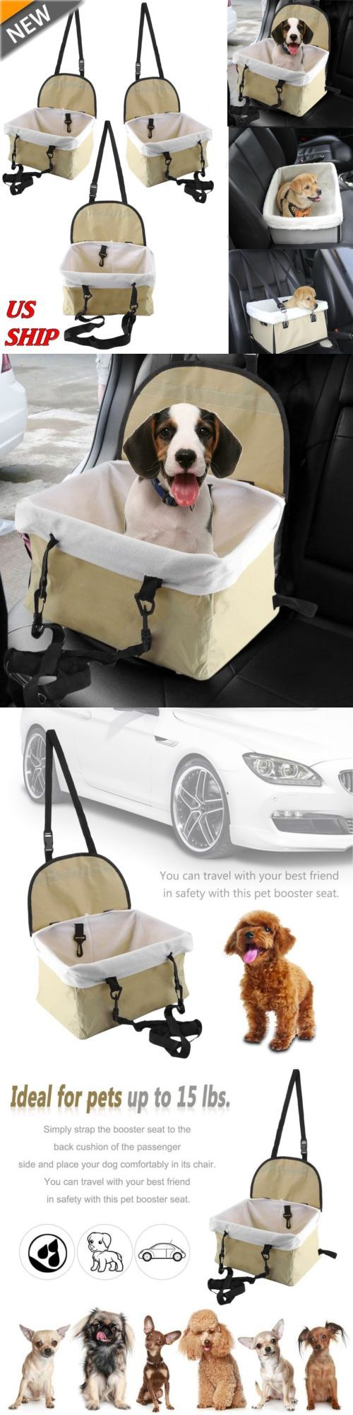 Car seats and barriers dog car seat cover protector travel