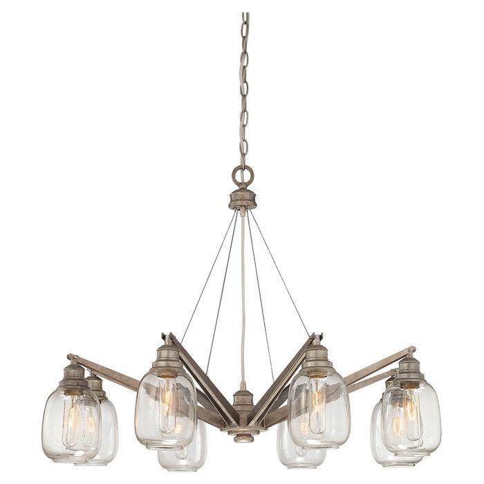 Lighting  sc 1 st  Pinterest & Orly 8-Light Chandelier - The New Looks: Lighting on Joss u0026 Main ... azcodes.com