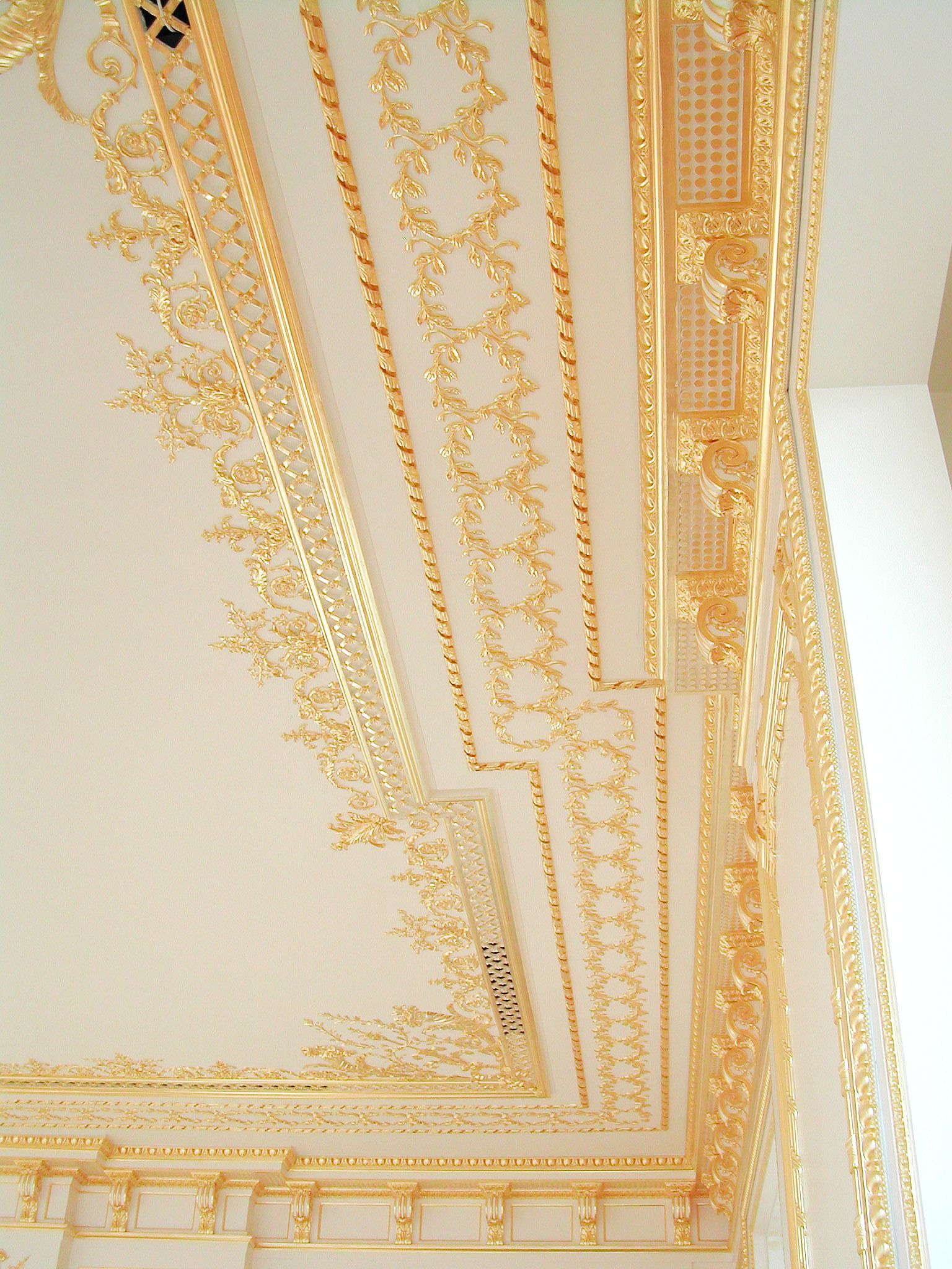 Work by Foster Reeve & Associates.   Our Work   Pinterest   Ceiling ...