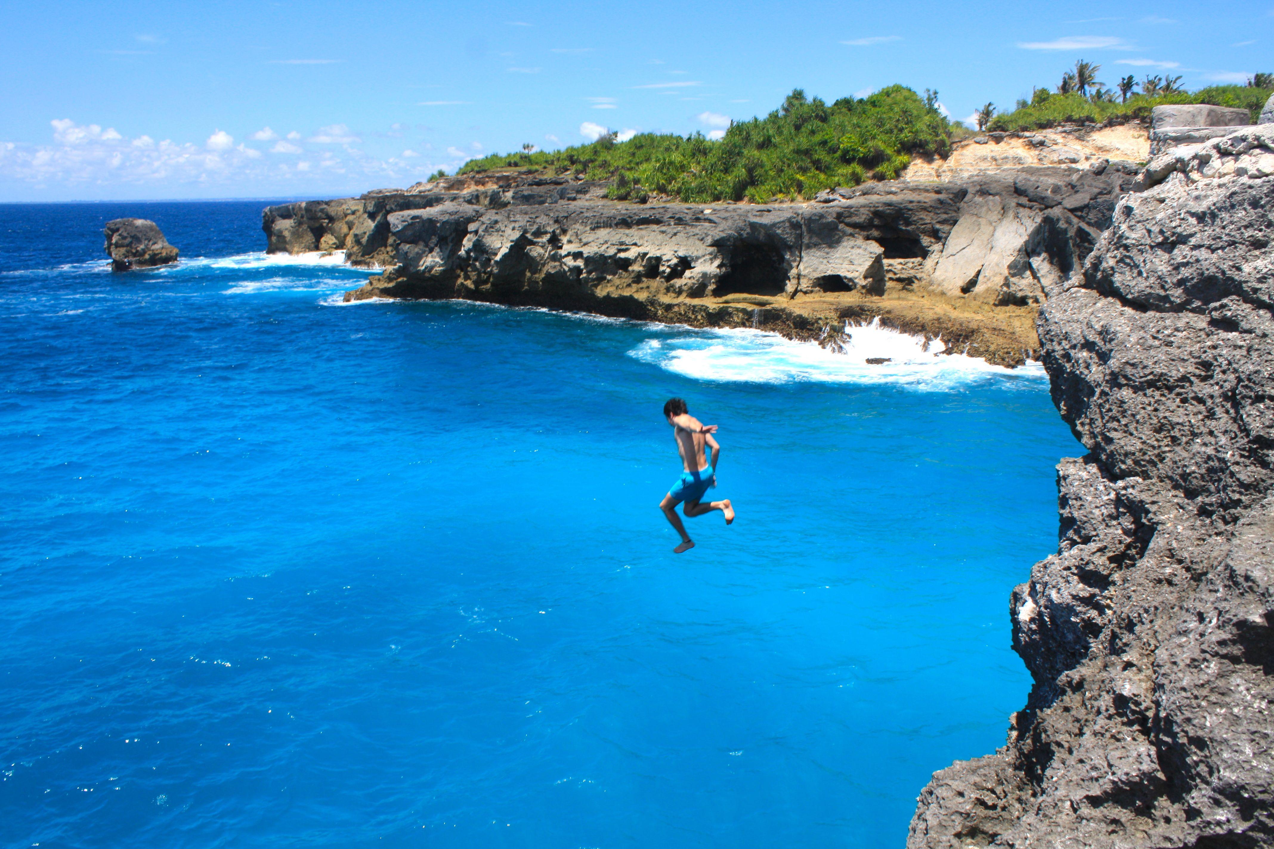 Image result for blue lagoon nusa ceningan