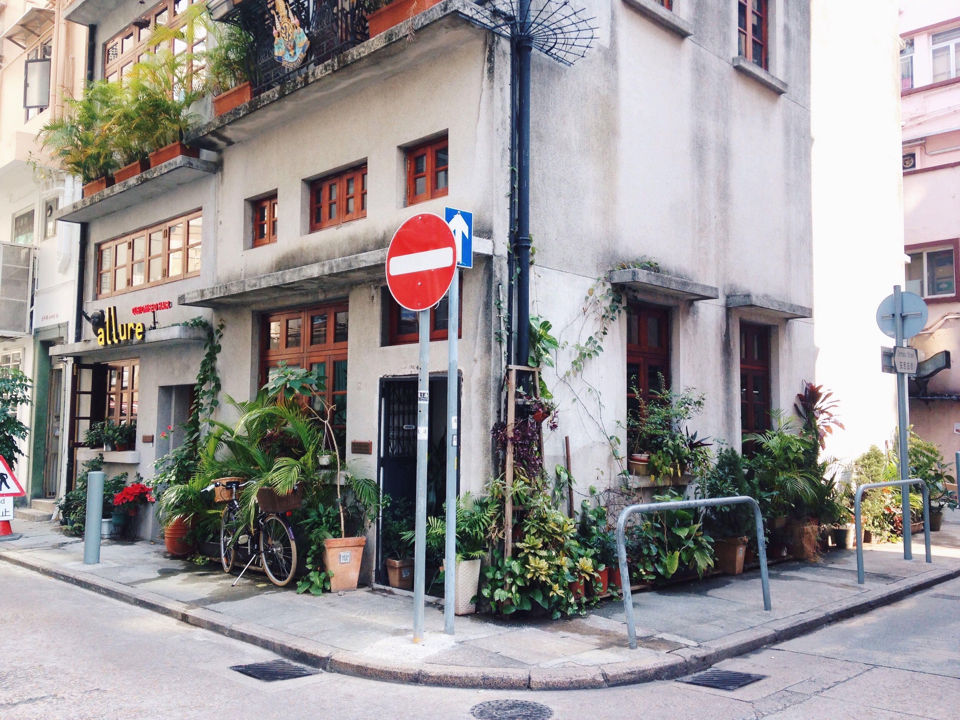The Old School House Street Tai Hang Hong Kong