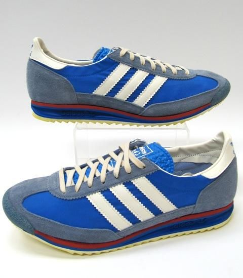 adidas Originals SL 72 Vintage - Blue