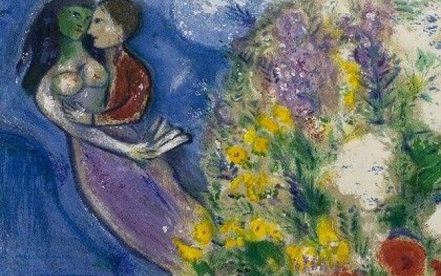 Marc Chagall a Roma, fino al 26 luglio #marcchagall #arte #mostra - #MarcChagall learn more on http://www.johanpersyn.com/category/humanity/art/marc-chagall/