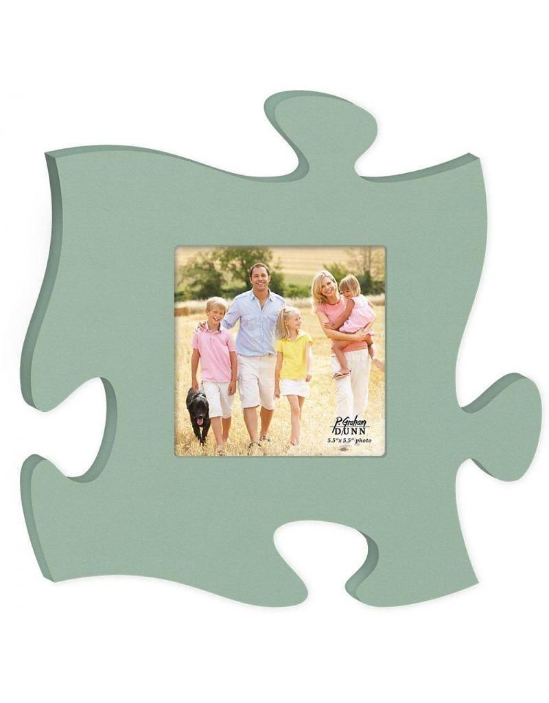 A Puzzle Photo Frame | Classic picture frames, Squares and Unique