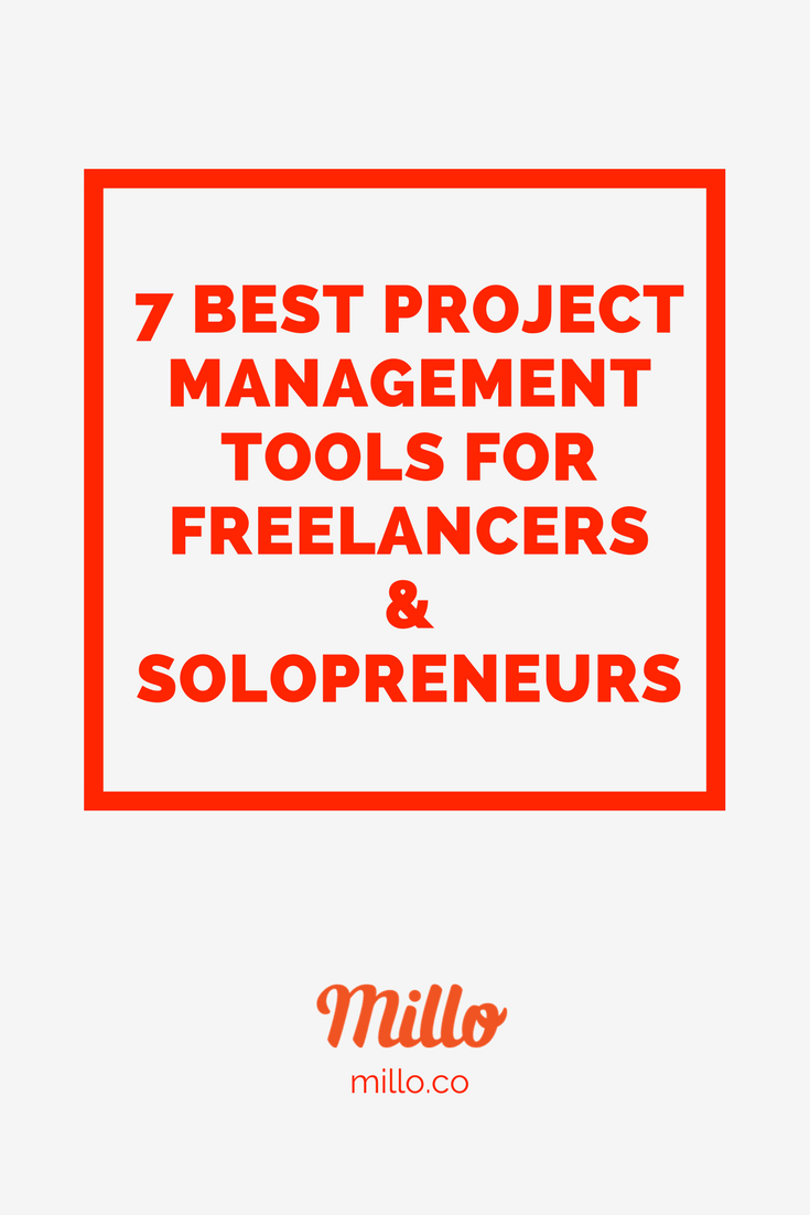 7 Best Project Management Tools For Freelancers Solopreneurs Project Management Tools Management Tool Project Management