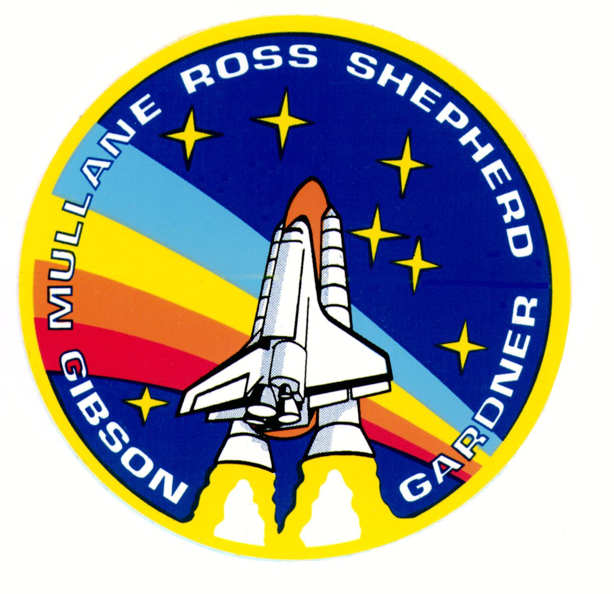 Pin by John Shepherd on Mission Patches Space shuttle
