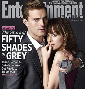 Mira La Primera Portada Oficial De 50 Sombras De Grey Shades Of Grey Movie Shades Of Grey Fifty Shades