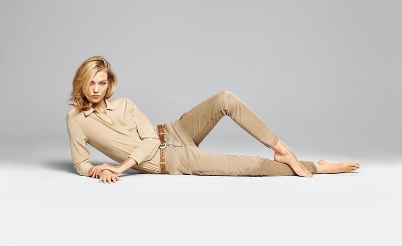 Karlie Kloss appears in the Spring 2015 Joe Fresh Campaign #karliekloss   #joefresh   #fashion   http://www.bliqx.net/karlie-kloss-appears-spring-2015-joe-fresh-campaign/