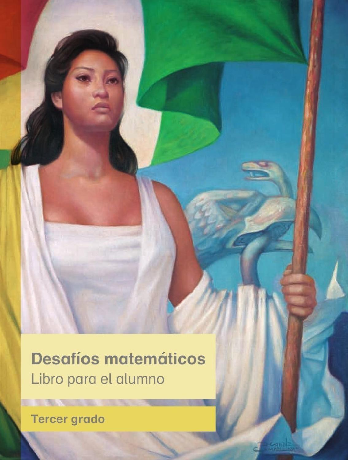 Desafios Matematicos 3er Grado Librossep By