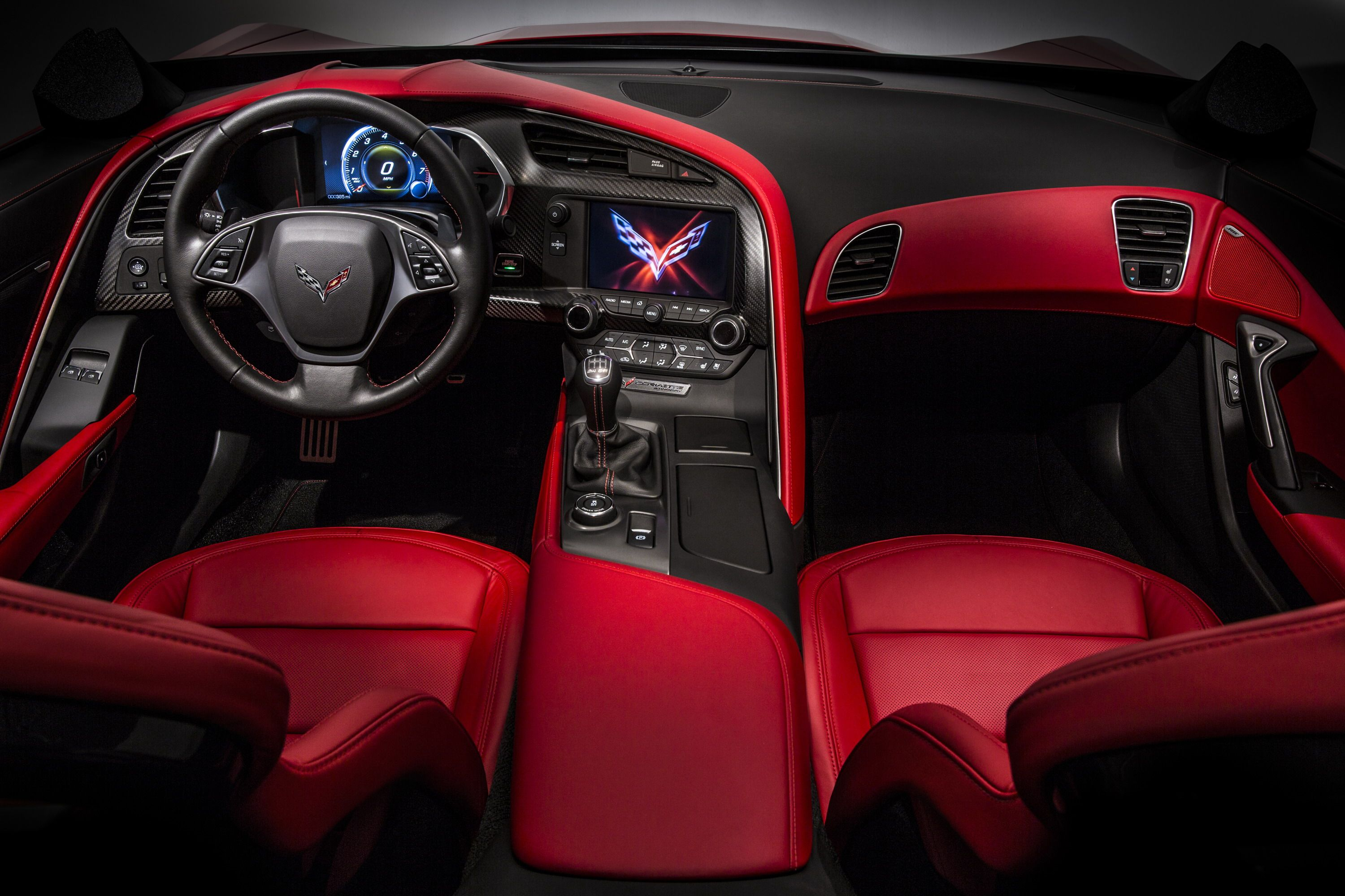 How Different Is The 2020 Chevy C8 Corvette S Interior Compared To The 2019 Chevy C7 Corvette Corvette Stingray Chevrolet Corvette Stingray Corvette C7 Stingray