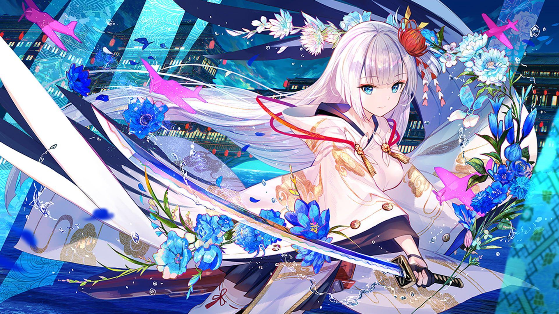 Anime Azur Lane Girl Shoukaku (Azur Lane) 1080P