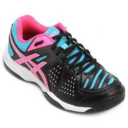 Tênis Femininos para Tennis e Squash. Tênis Asics Gel-Dedicate ... 6fce1c87df21c