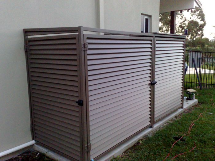 Suncoast Fencing Provides A Range Of Privacy Screen