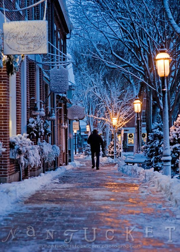 Image result for Christmas Stroll Nantucket Island photos ...