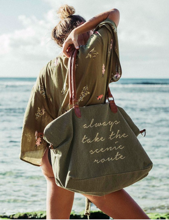 21f729014899 Billabong Bali Bliss Weekender Bag- Olive | Products | Billabong ...