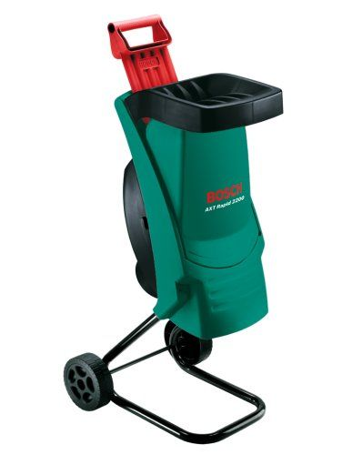 Bosch Axt Rapid 2200 Electric Shredder Without Power Cable Garden Tools Tools Garden Equipment