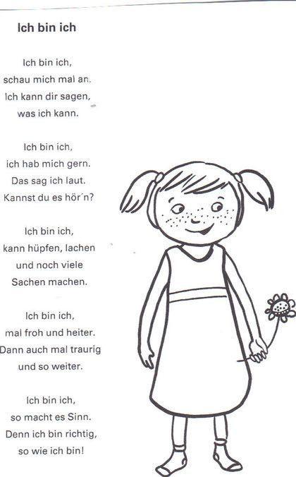 29 Neueste Projekte Im Kindergarten Das Bin Ich  Design-ideen Check more at www….
