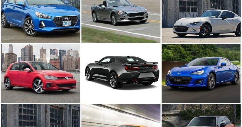 أفضل السيارات الشبابية الجذابة تحت سعر 95 ألف ريال السيارة الرياضية مركبة صغيرة الحجم من مقعدين في الغالب مصممة للأداء القوي والحركة Vehicles Car