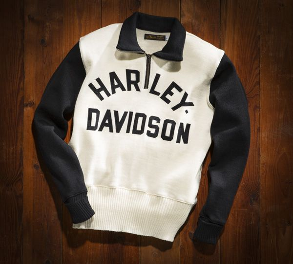 harley clothing and vintage davidson