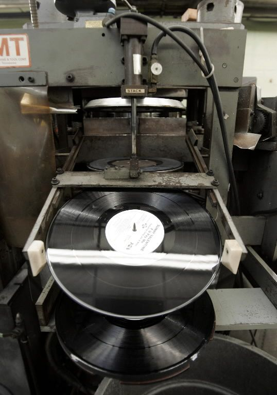 Vinyl Pressing Plants Vinyl Records Vinyl Vinyl Music