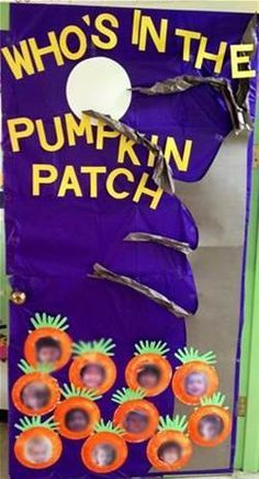 halloween door decorating ideas for teachers. Fall Door Decoration Ideas For The Classroom - Crafty Morning Halloween Decorating Teachers I
