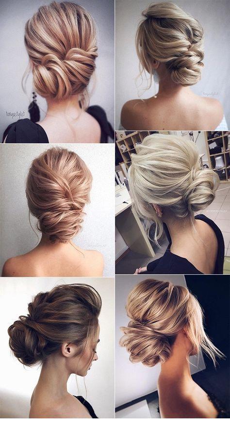 Hairstyle Elegante Hochsteckfrisur Hochsteckfrisur Hochzeitsfrisuren