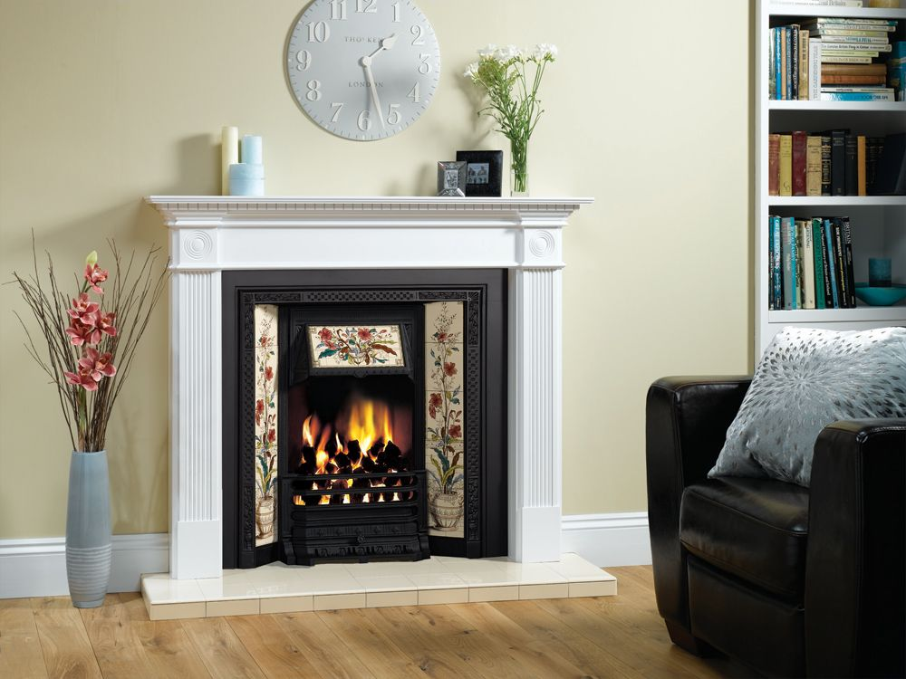 Victorian Tiled Insert Fireplaces Stovax Traditional Fireplaces