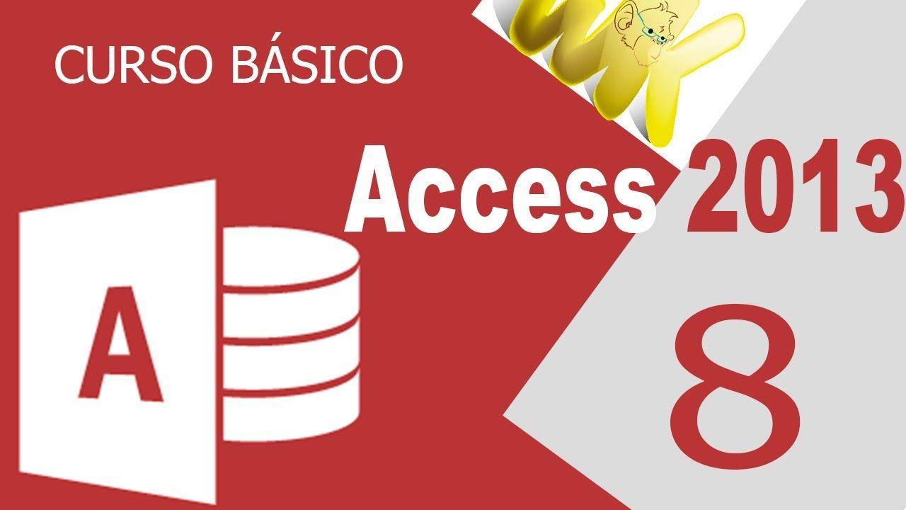 microsoft access 2013, tutorial como crear nuevas tablas, curso
