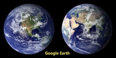 Google Earth 2017 جوجل ايرث مباشر Carte Du Monde Carte Planisphere