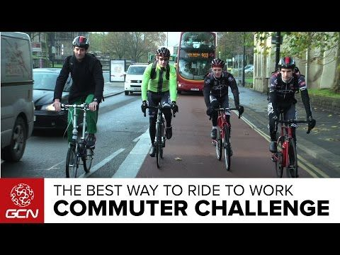 Gcn S Commuter Challenge What S The Best Way To Ride To Work