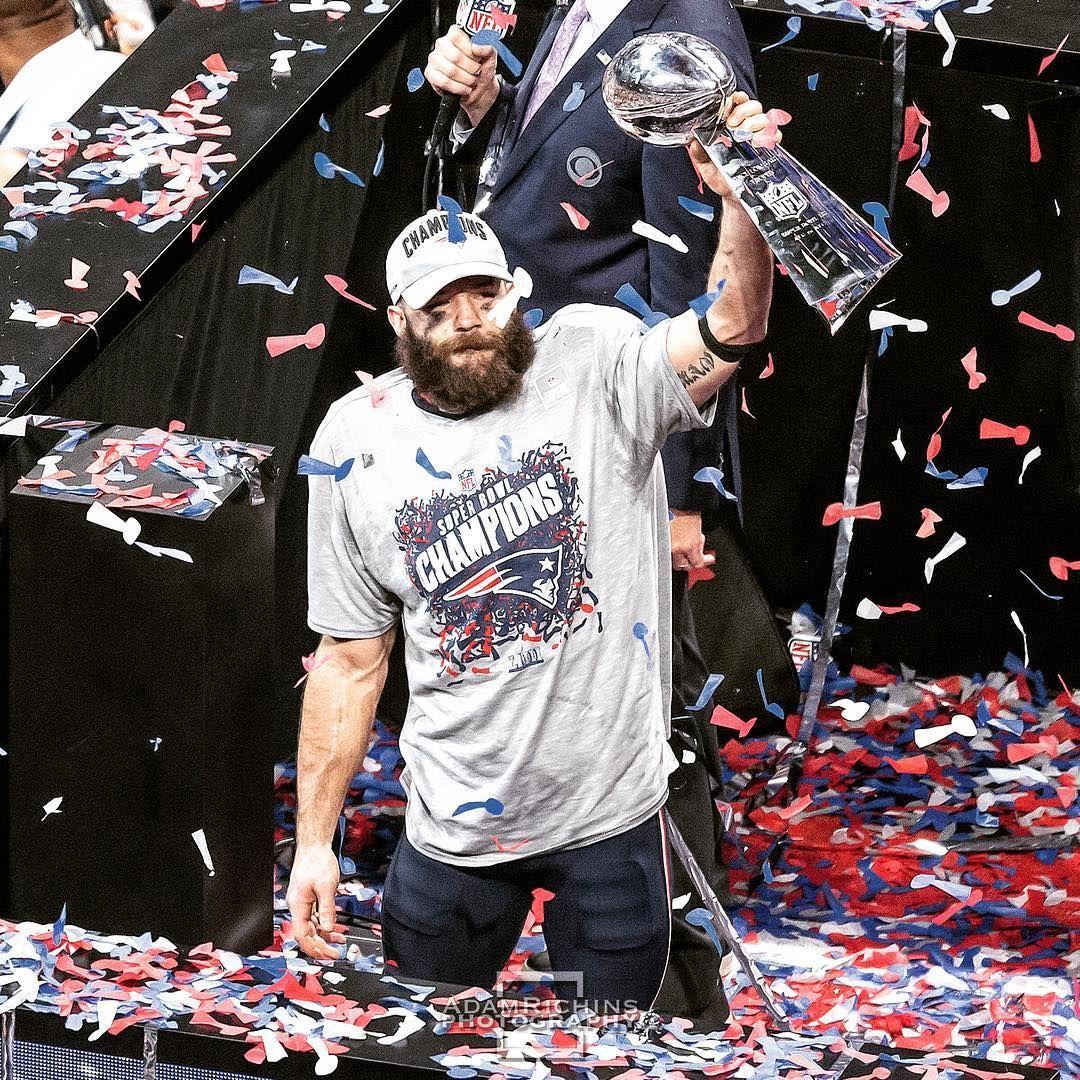 Je11 Super Bowl Mvp Adamrichinsphotography Bostonsportsjournal Edelman11 Beard Styles Best Beard Styles New England Patriots