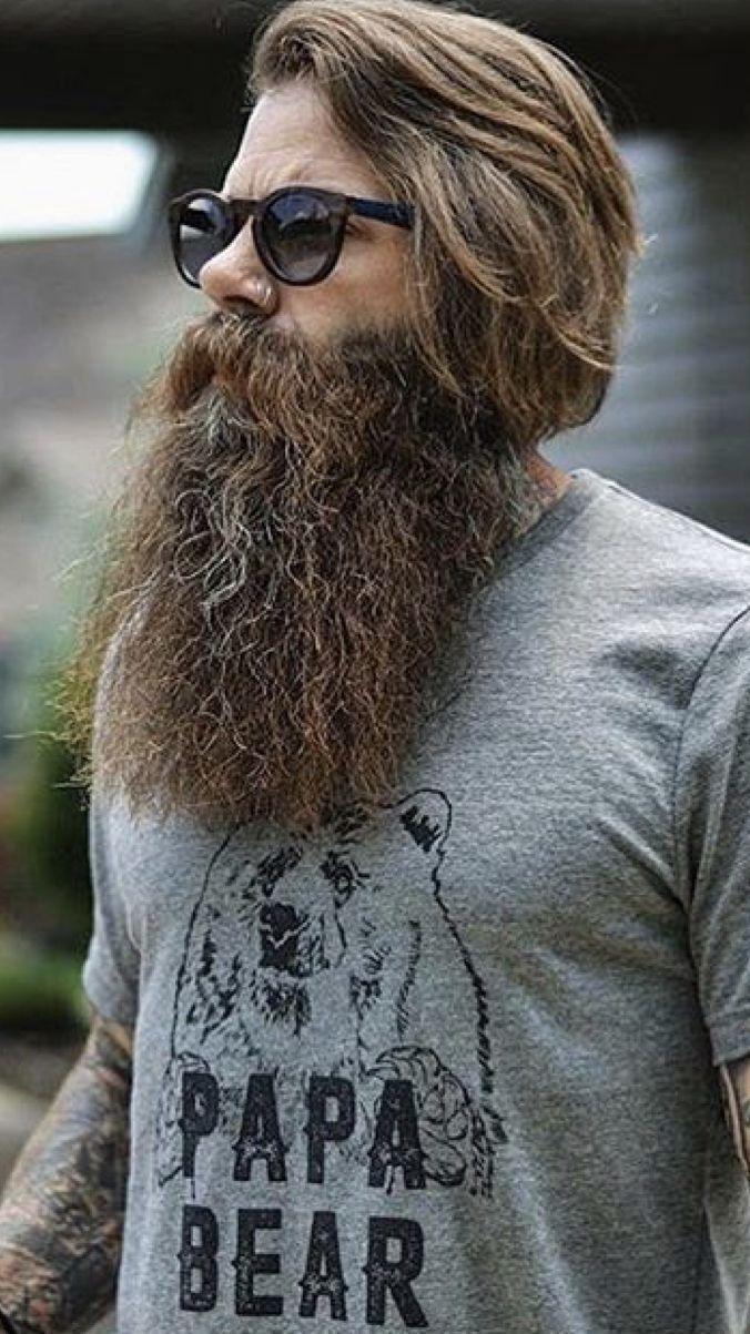 Your Daily Dose Of Great Beards ✔️from www.beardedmoney.com #hairandbeardstyles