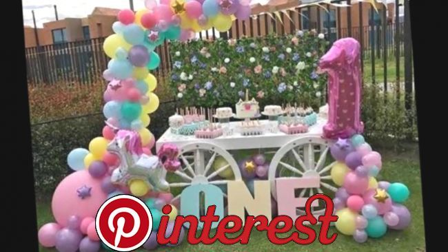 Top 50 Beautiful Unique Birthday Decoration Ideas At Home