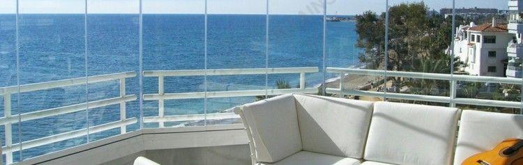bonita terraza moderna acristalada guiitarra Terrasses Pinterest